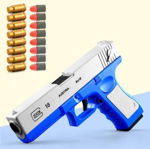 F902 Shell Ecjection Soft Bullet G18 Glock Blaster