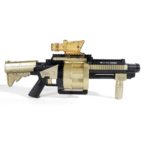 M32 Pump Action Nerf Grenade Launcher