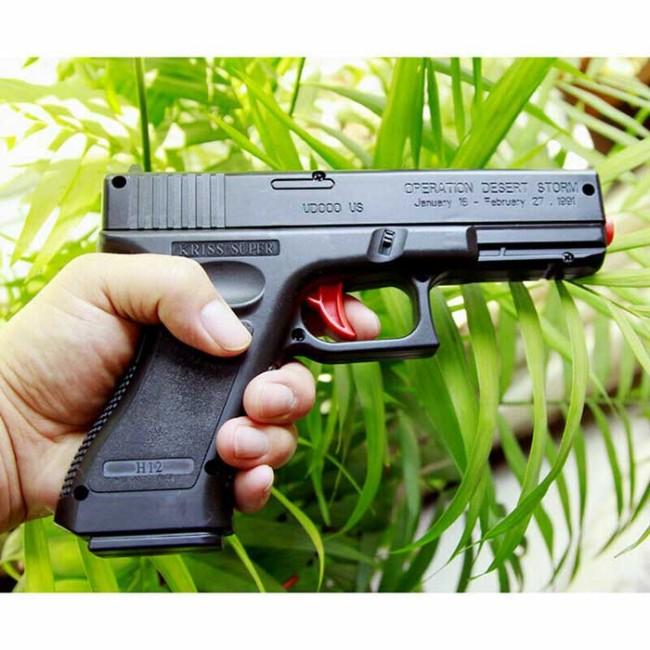 H12A Handi Glock G17 Manual Gel Blaster (EU Stock)