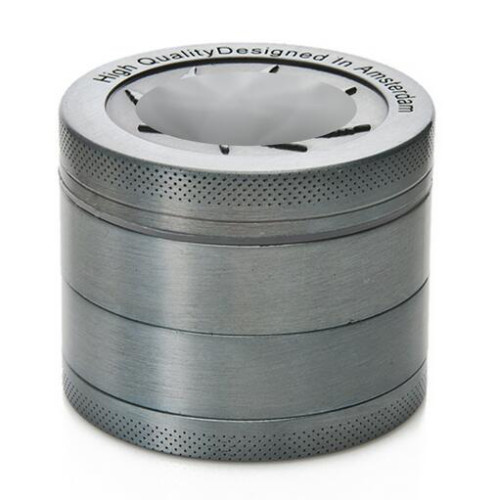 Mini Alloy 4-Layers Herb Grinder