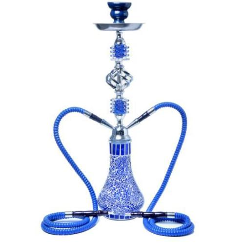 Arab Hookah Shisha Double Smoke Hose Sheesha