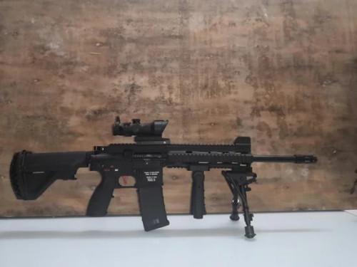 ZHENDUO M27 Gel Blaster Upgraded HK416 (AU Stock)