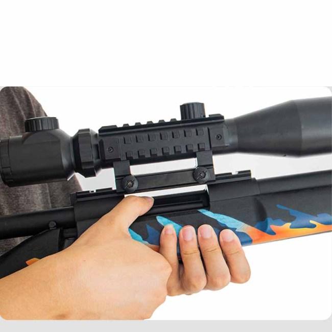 JieYing JY M24 Shell Ejecting Foam Dart Blaster