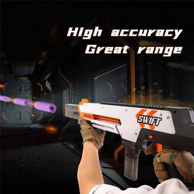 Worker Swift Nerf Sniper Blaster