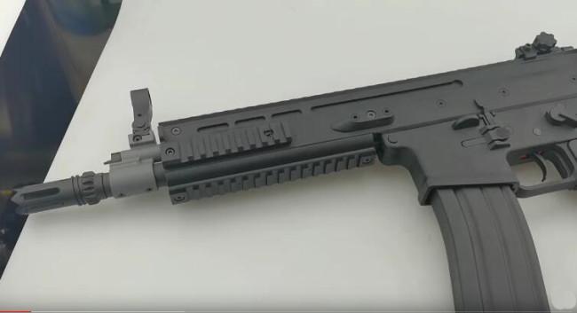 CYMA SCAR-L Gel Blaster