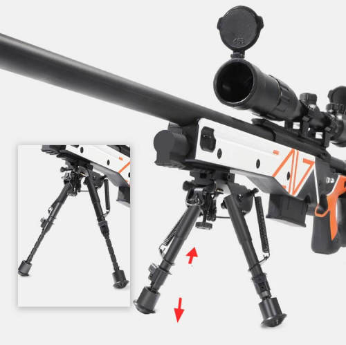 JY AWM Bolt Action Shell Ejecting Foam Blaster