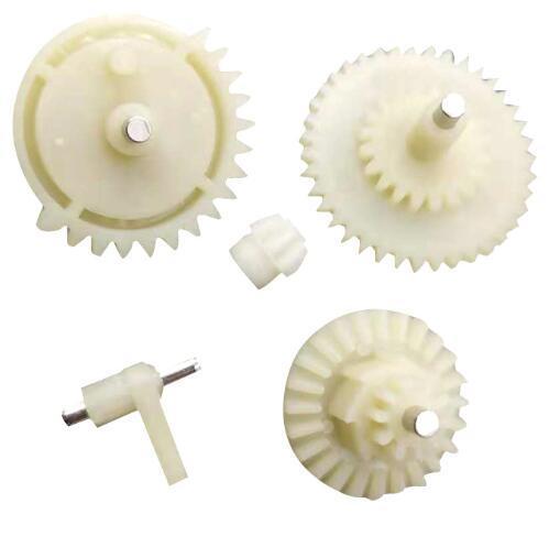 V2 Gearbox Nylon Gears 18:1 16:1 12:1