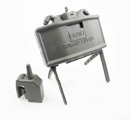 M18A1 Gel Ball Claymore RC Anti-Personnel Mine