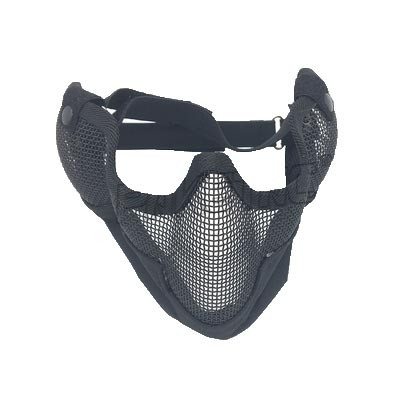 Paketac V2 Tactical Mask with Ear Protection