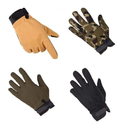 Sports Mittens Camouflage Military Full Finger Tactical Gloves