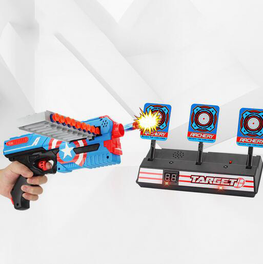 Auto Reset Eletric Scoring Moving Shooting Target