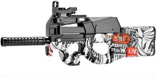 RQ Runqi P90 Gel Blaster (US Stock)
