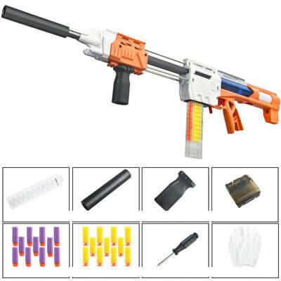 JMJ War Hammer Pump Action Dart Blaster