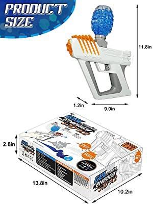 STD X2 Strike Energy Gel Blaster Surge Orbeez Gun (UK/US Stock)