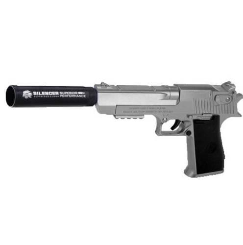Desert Eagle Shell Ejecting Nerf Gun