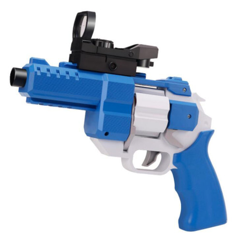 Electric Automatic Revolver Foam Blaster