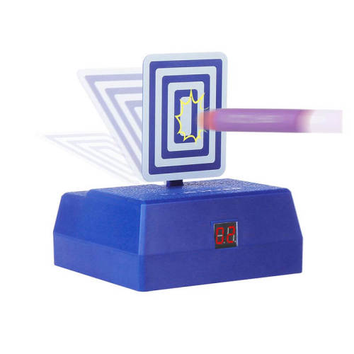 Worker Electric Nerf Target Automatic Scoring Return