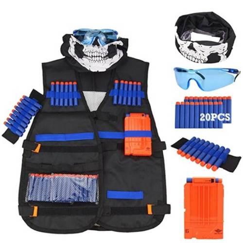 Nerf N-Striker Elite Tactical Vest Kit