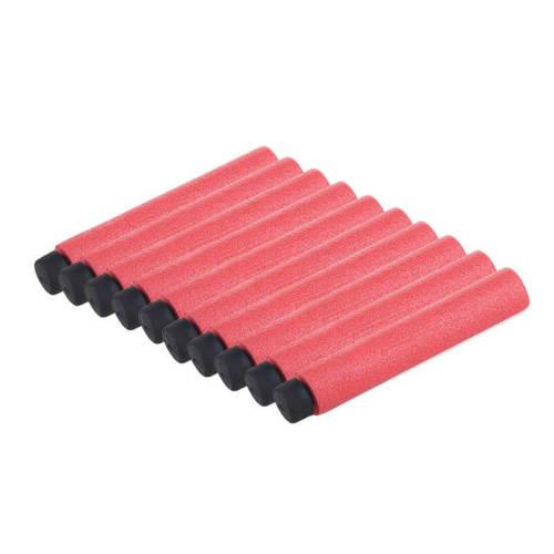 Worker Red-Black EVA Foam Darts w/ Soft Rubber Tip