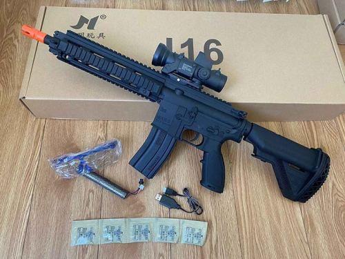 Jinming JM J16 Gen16 HK416D Gel Blaster