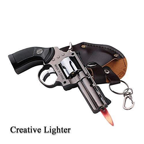 357 Revolver Gun Shaped Lighter