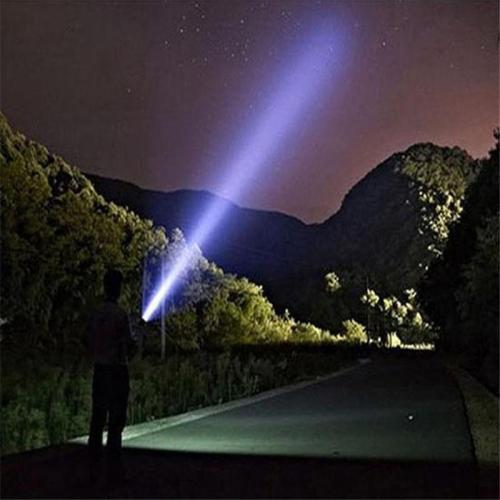 SK68 Cree XPE Q5 Zoomable LED Flashlight Torch 3Modes