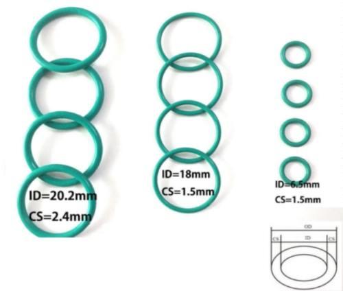 JM Piston Airtight O-rings Set