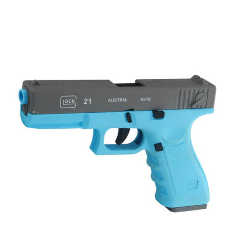 BH2022 Glock17 Shell Ejecting Hold-Open Blaster