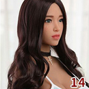 6YE DOLL 桜菜 162cm絶妙な小さな胸リアルドール