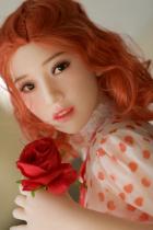 6YE DOLL 叶菜 165cm高品質ラブドール赤毛美女