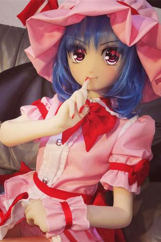 『ハルコ』135cm AA-cup Aotume #009ヘッド アニメ人形 tpe製貧乳リアルドール