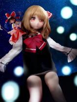 羅結衣ちゃんAotume #004ヘッド 135cm slimAA-cup夢の少女