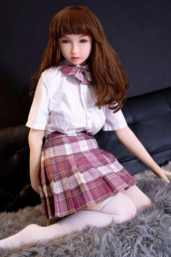 Fire Doll 葵心 #062 135cm清楚可愛いロリラブドール