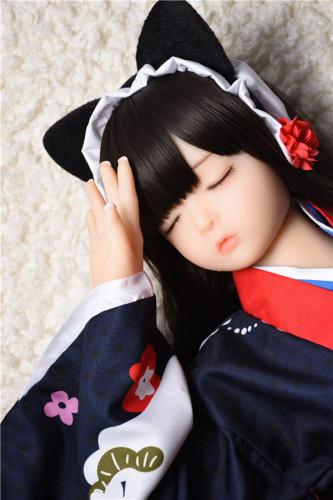 AXB DOLL 小弦 #A045 100cm眠り顔 平らな胸 ラブドール