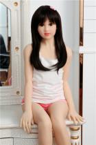 AXB DOLL 小紅 #A100 130cm平ら胸 ロリ系ラブドール