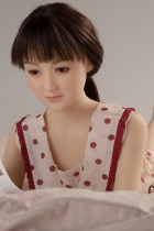 AXB DOLL 小綸 #A072 128cmバスト平らTPE製ラブドール