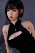 WAX DOLL 小友理 G04S 165cm高品質シリコンダッチワイフ熟女