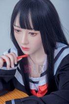 WAX DOLL 小麻莉 G19 130cm中学生少女高級シリコンドール