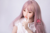 『紀香』 138cm E-cup MOMODOLL#049 キレイ美人顔立ち貧乳ダッチワイフ