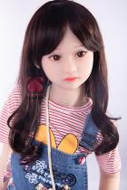 『桜子』 138cm A-cup 貧乳 MOMODOLL#033 ロリ系tpeドール EVO骨格 男の娘ラブドール激安値