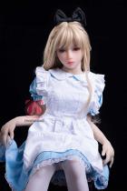 『丽子』 138cm E-cup MOMODOLL#057 貧乳ラブドール tpe製ロリドール新品evo骨格