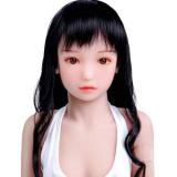 『美紀』 128cm 微乳 MOMODOLL#054 EVO骨格 tpeドール 可愛い子ロリラブドール