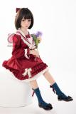 『友美』 128cm 微乳 MOMODOLL#056 EVO骨格 自然肌・可愛い・小柄tpeラブドール 安値 ロリドール