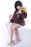 『伊織』 128cm 微乳 MOMODOLL#035 EVO骨格 色白・可愛い・小柄tpeラブドール 安値 高級ダッチワイフ