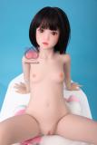 小百合 132cm微乳ロリドール MOMODOLL#031
