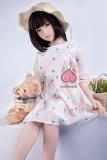 『星野』 132cm 小胸MOMODOLL#061 TPE製キュートなロリラブドール