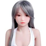 『佳乃』 132cm MOMODOLL#042 小学生ラブドール JSロリドールtpe製 微乳セックス人形 激安通販