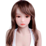 『明日香』 128cm小胸 MOMODOLL#044 貧乳ラブドール tpe製ロリドール新品evo骨格