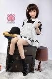 Chinami 128cm貧乳MOMOdoll#064可愛いロリラブドール