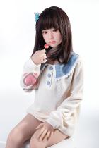 『心優』 132cm MOMODOLL#036 EVO骨格 ザ・妹系ラブドール tpe製